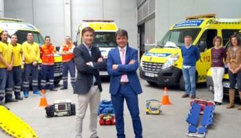 """""""Premio al Mejor Liderazgo Empresarial 2016"""" para Ambulancias Gredos"""