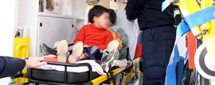 Ambulancia pediátrica